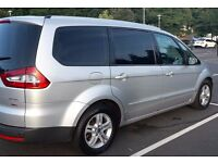 Ford Galaxy Power Shift Zetic , 7 Seater PCO Ready