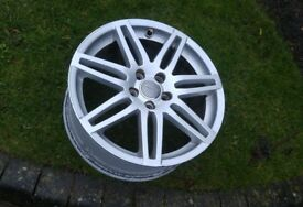"Audi A3 Alloy Wheel 18"" sline 7.5j Sorry NOW SOLD"
