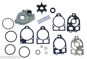 Water Pump Impeller Kit Mercury (75 - 225 HP) 18-3517 46-60367A1 46-96148A5