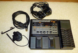 Roland GR-20 Guitar synth with GK3 pickup