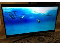 "43"" SAMSUNG 'K' SERIES - SMART 4K UHD -WIFI -1300hz- HDR *CRYSTAL COLOUR* LED TV - WARRANTY"