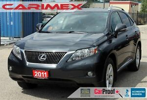 2011 Lexus RX 350 Base | Bluetooth | Sunroof | Leather | AWD...