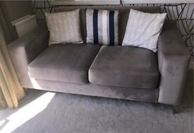 2 x 2 seater sofas - Ex Showhome!