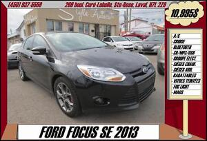2013 Ford Focus SE A/C CRUISE MAGS