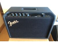 Fender Mustang GT40 Digital Combo Guitar Amplifier - Includes MGT-4 Footswitch - Great Amp - Mint