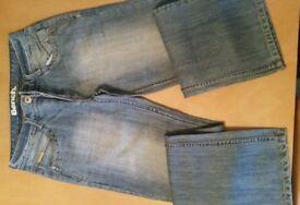 Womens Bench Jeans (Waist 32 Length 34)