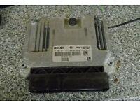 Vauxhall Vectra C signum 1.9 CDTI 16V 150 Z19DTH ENGINE ECU 0281011817 55556261