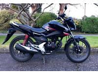 Honda CB125F Motorbike- 2016, 300 Miles - Mint Condition