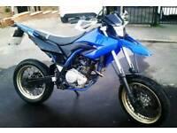 Stolen Yamaha 125wr