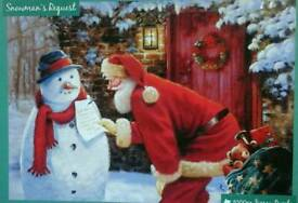 HO HO HO GET THIS JIGSAW FOR CHRISTMAS AND HAVE HIM IN YOUR HOME.