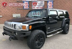 2006 Hummer H3 4X4/3.5L/NO ACCIDENT/CERTIFIED/WARRANTY INCLUDED