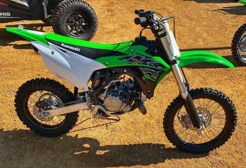 Picture of A 2019 Kawasaki KX