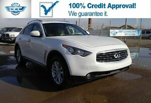 2010 Infiniti FX35 Tech Packgae!! 360* Camera!! Lane Departure!!