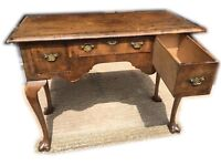 Reproduction writing desk