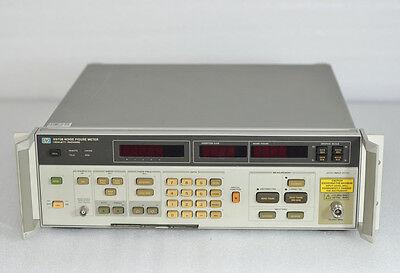 Hpagilent 8970b 10 - 2047mhz Noise Figure Meter Opt 020