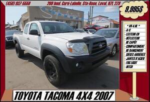 2007 Toyota Tacoma 4X4 A/C FOG LIGHT