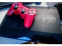 PlayStation 3 slim 500 gb + 5games
