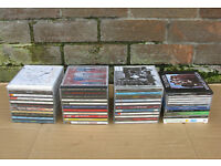 Job lot of various music CDs see listing for details