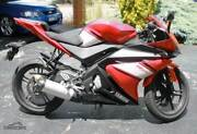 YAMAHA R-125 LAMS APPROVED SPORTS BIKE ***LOCATED IN ADELAIDE Surrey Downs Tea Tree Gully Area Preview