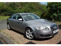 Audi A6 2.4 petrol , 2 owners, only 106500 miles !
