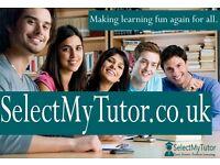 1500+ Excellent English Tutors for GCSE & A-Level