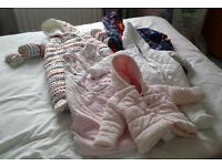 Baby Girl clothes bundle (6-9 months) for sale £45