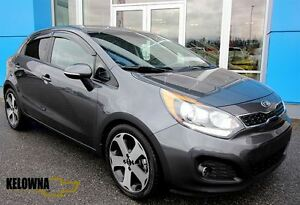 2013 Kia Rio EX | Heated Seats | Bluetooth | No Accidents!