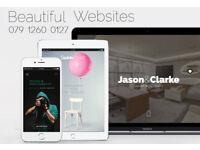 Website design & social media marketing. Fulham, London.