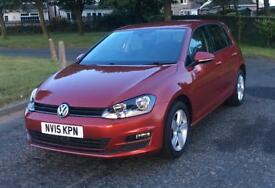 Volkswagen Golf Match MK7 1.6 Bluemotion