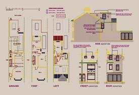 DRAWINGS FOR PLANNING, Architectural Services