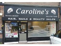 Self-employed Hairdresser, Barber, Chiropodist, Tattooist Required to Rent Space