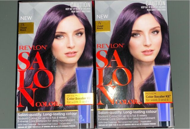 Revlon Salon Hair Colour X 2 Violet Black Miscellaneous Goods Gumtree Australia Whittlesea Area South Morang 1256158605