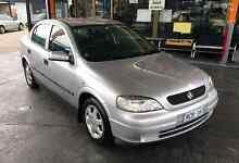 2001 holden astra, rwc, rego Monbulk Yarra Ranges Preview