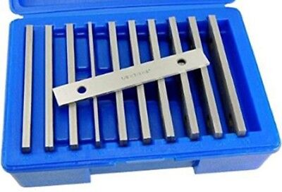 Machinists Thin Parallel Bar Set Part Quality Steel Stress Distortion Precision