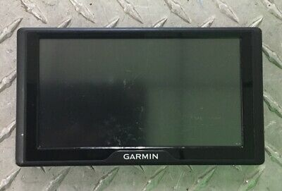 "Garmin Drive 6LM 6"" Screen w/ Lifetime Maps GPS Navigator - Black"
