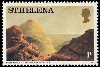 """ST. HELENA 298a (SG319B) - """"High Knoll"""" by Captain Barnett (pa83553)"""