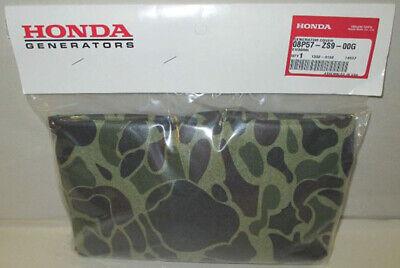 Honda 08p57-zs9-00g Generator Camouflage Cover Fits Eu3000is 3000i Predator 3500
