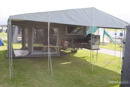New Mitchell Off Road Walk Through Camper Gulfview Heights Salisbury Area Preview