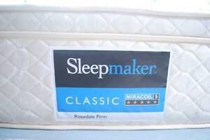 Sleepmaker, Wonderest Double Mattress, Base (Deliver) From Brisbane City Brisbane North West Preview