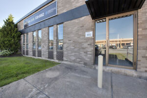 GRADE LEVEL COMMERCIAL BAYS FOR LEASE IN BURNSIDE