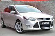 2014 Ford Focus LW MKII Titanium Hatchback 5dr PwrShift 6sp 2.0i Kariong Gosford Area Preview