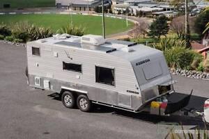 2012 21' Kedron Topender Riverside West Tamar Preview