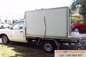 2008 Nissan Navara DX D22 Manual - FINANCE ESTIMATION $64pw* Burwood Whitehorse Area Preview
