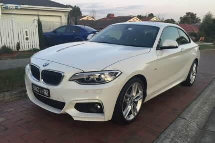 2015 BMW 220D M SPORT Scoresby Knox Area Preview