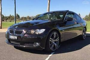 2007 BMW E92 325i Individual Coupe Avondale Heights Moonee Valley Preview