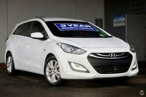2013 Hyundai i30 GD Active Tourer 5dr Spts Auto 6sp 1.6DT Pooraka Salisbury Area Preview