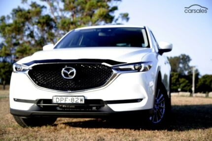 NEAR NEW - 2017 MODEL - MAZDA CX5 MAXX SPORT WITH ALL THE EXTRAS