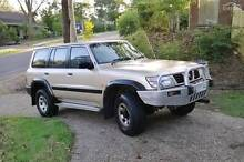 1999 Patrol automatic LPG DUAL FUEL excellent conditn+accessories Chapel Hill Brisbane North West Preview