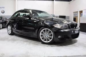 2009 BMW 125i E82 Coupe 2dr Auto 6sp 3.0i Alphington Darebin Area Preview