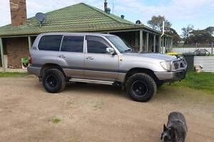 2006 Toyota LandCruiser Wagon Old Reynella Morphett Vale Area Preview